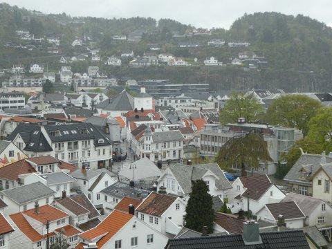 VISE FREM BYEN: Smaabyen Flekkefjord vil selge byen med små filmklipp om hjertevarme. Rådmannen mener det er et prosjekt som ikke kan prioriteres.