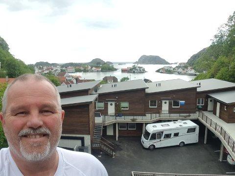 John Hansen er fungerende daglig leder i det nyetablerte vann- og avløpsselskapet.