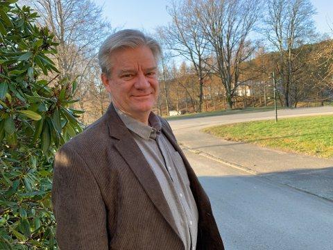 INVITASJON: – Vi er et relativt lite lokalsykehus, men vi utfører spennende og viktige oppgaver, sier klinikkdirektør Øystein Evjen Olsen på sykehuset i Flekkefjord. Nå arrangerer han og sykehuset Åpent hus.
