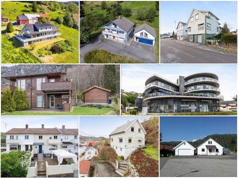 TIL SALGS: 1. august lå det 218 boliger til salgs på Finn i Agders dekningskommuner.