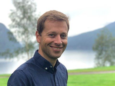 ORDFØRERKANDIDAT: Jonny Liland (Ap) leder an i arbeidet med å fordele verv og roller i Sirdal de neste fire årene.