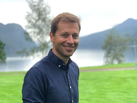 VALGVINNER: Ordførerkandidat for Arbeiderpartiet, Jonny Liland, gleder seg over den tilliten sirdølene har vist partiet hans. Kanskje venter en ny periode som ordfører.