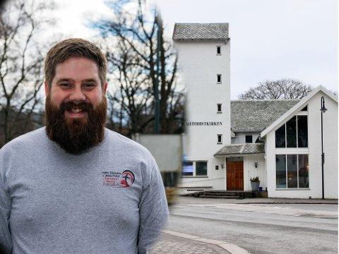 DELEGAT: Audun Westad (bildet) er i dag leder av hovedstyret i metodistkirken i Norge og norsk lekdelegat til generalkonferansen som avholdes i Minneapolis i mai 2020. Han kjenner denne saken svært godt.