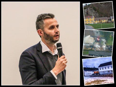 PRIORITERINGER: Per Sverre Kvinlaug er opptatt av at kommunen prioriter, og at det blir gode diskusjoner om rekkefølgen på kommende prosjekter.