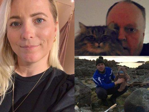 2020: Silje Djuphagen Svela, Glenn Sirnes (oppe til høyre) og Jøran Woll forteller om 2020s høydepunkter og utfordringer.