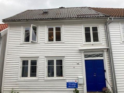 Carl Fredrik Horjen får 110.000 kr. i støtte fra Kulturminnefondet.