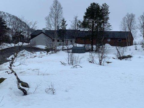 ØGLENDHYTTA: Hyttenaboene til Øglændhytta i Solheimsdalen (bildet) mener tomten er fullt utbygd slik den er i dag.