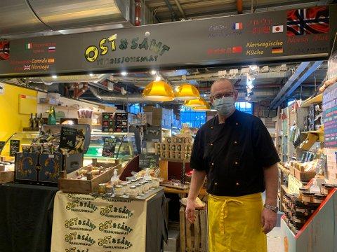 Ost & Sånt er den butikken som har solgt mest ved hjelp av Too Good To Go-appen i Oslo i fjor. Dette har den lille ostebutikken vært helt avhengig av.