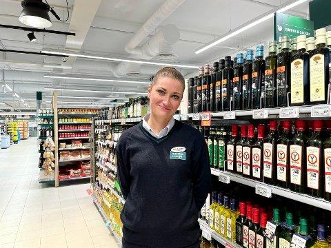 Jennie Andersson er butikksjef på nye Coop Mega på Carl Berner Torg.
