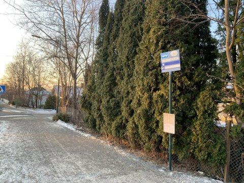INGEN BUSS: Flere linjer er innstilt etter at det er avdekket smitte på Furubakken bussanlegg.
