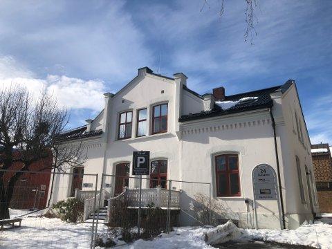HISTORISK: Sagveien 24 med Lohrbauers villa og bakbygningen «vaskeriet» skal gjøres om til leiligheter.