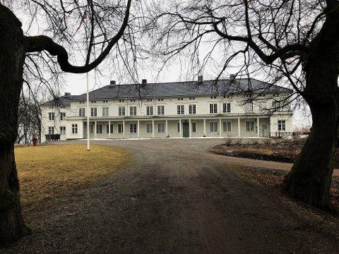 Hanna Norberg betegner Linderud gård som «Oslos Versailles».