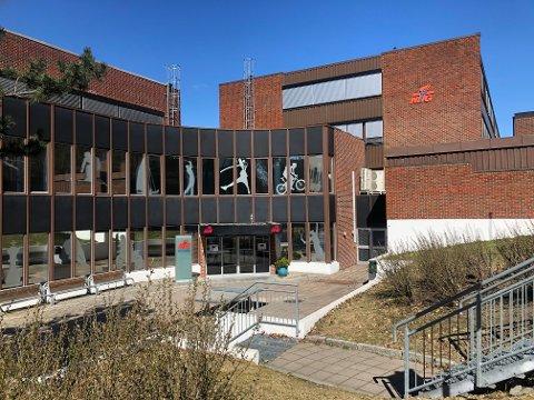 POPULÆR: NTG-U holder blant annet til i Bærum, like ved Bekkestua. Det er mange elever fra Oslo som går på skolen.