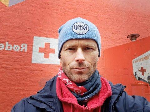 VIL HA RØDT NIVÅ: FAU-leder ved Kringsjå skole Jan Briseid har blitt kontaktet av flere foreldre som ønsker rødt nivå på skolen.