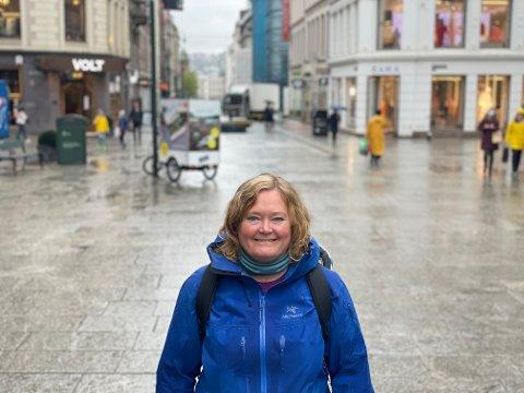 – VIKTIG LØFT: Gruppeleder Anne Haabeth Rygg i Oslo Høyre tror søndagsåpent kan være bra både for butikkene, de ansatte og kundene.