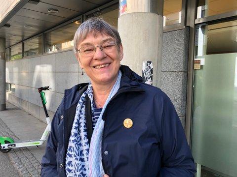 FRI: Å være vaksinert gir en frihet fra å bli syk, og også fra å smitte andre, mener Anne Marie Dyrud (66)