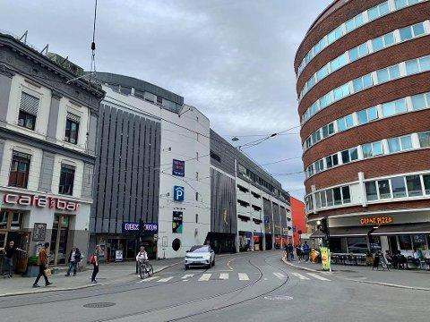 Christian Kroghs gate 1 rommer et parkeringshus i dag. Her er det forslag om boliger.