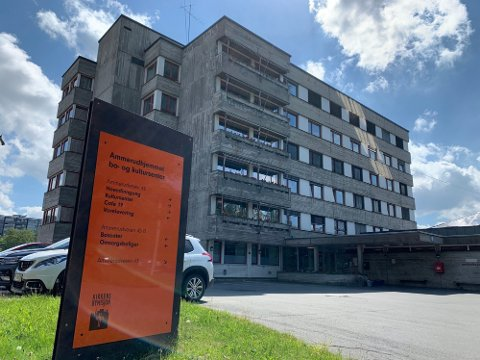LEGGES NED: Oslo kommune legger ned Ammerudhjemmet på Ammerud på Oslos østkant,