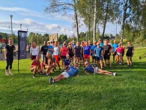 POPULÆR: Kondistreninga i Oslo er blant de mest populære løpegruppene. Den foregår på Sognsvann.