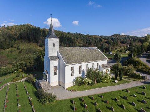 Det vil ikkej verta bygd noko ny kyrkje i Meland før tidlegast i 2023. Det har politikarane i Meland vedtatt. Men dei vil likevel gå vidare, saman med soknerådet, for å inngå ein intensjonsavtale.