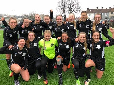 Damene frå Nordhordland tok ein sterk 1-4-siger i første serierunde i 3. divisjon.