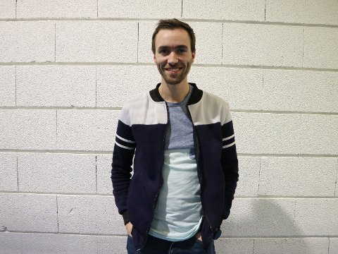 Benjamin Engebretsen er ein av leiarane for cupen.