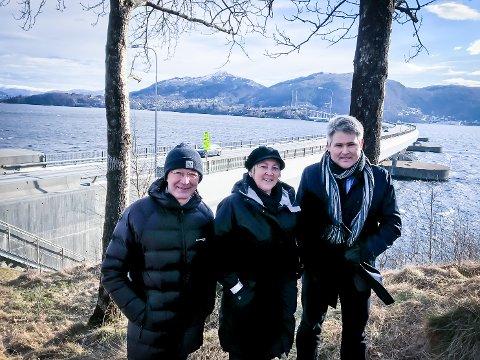 Jon Askeland, Astrid Aarhus Byrknes, Øyvind Oddekalv