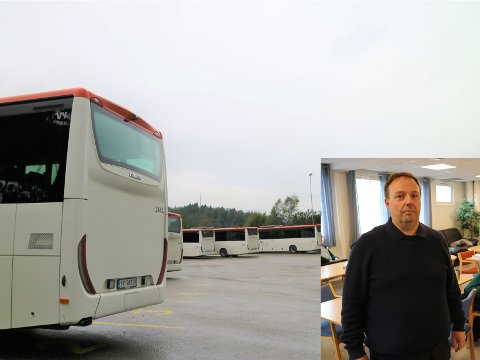 Tillitsvald hos Yrkestrafikkforbundet, Frank Christensen, seier det fortsatt er heilt ope.