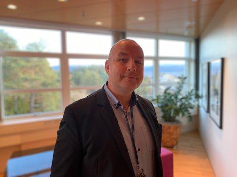 Ketil Tømmernes er no klar for rolla som administrerande direktør i BKK Nett.