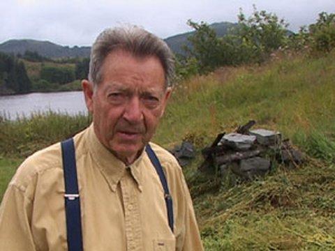 Åmund tok vare på barnet inni seg heile livet, skriv Magne Myrtveit i dette minneordet om Åmund Låstad.
