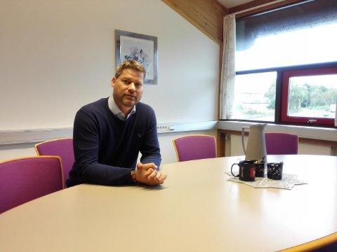 Olaf Hella er den nye oppvekstsjefen i Osterøy kommune.