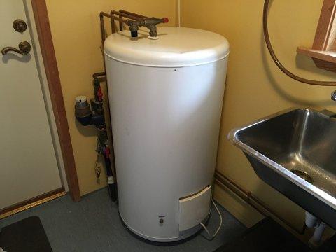 Levetiden til varmtvannsberedere er gjerne 15-20 år. Eldre beredere har høyere risiko for for vannskade, opplyser forsikringsselskapet If.