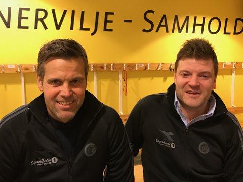 Aasmund Bjørkan blir sportslig leder i Glimt, mens Kjetil Knutsen overtar som hovedtrener. Foto: Freddy Toresen