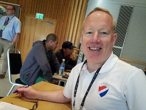 Jan-Oddvar Sørnes.