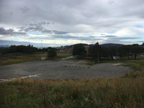 Rønvik videregeånde skole skal opp der den gamle læreskolen i Bodø var plassert.