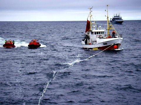 Regjeringen tar beredskapen til havs og putter den i møllpose. Dette er uholdbart, og en ansvarsfraskrivelse.