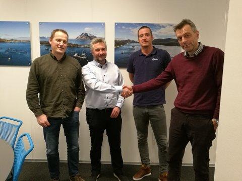 Salten Salmon har valgt Marel som leverandør til den nye fabrikken i Bodø.