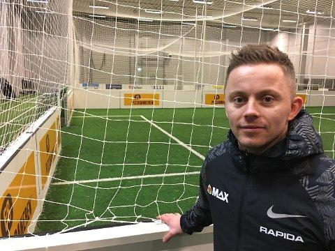 Martin Berg Rindahl, Rapida.