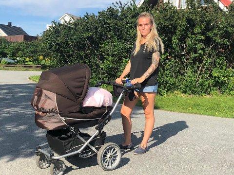 Anne Sofie Søfting ble skremt da bussjåføren ikke stoppet for henne.
