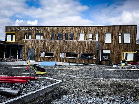 Nye Valnesfjord skole.