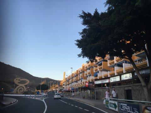 Patalavaca på Gran Canaria.