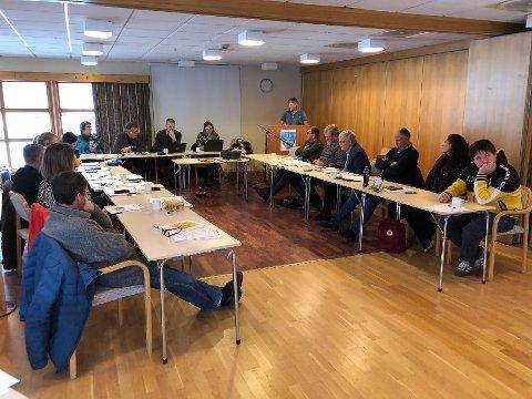 Aksepterer ikke: Hamarøy kommunestyre avviser forslagene til kutt ved Knut Hamsun videregående og advarer mot de konsekvensene forslagene kan få.
