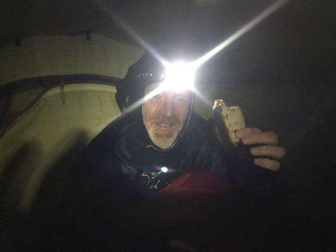 POLFERD: Norske myndigheter har forberedt seg på en bergingsoperasjon av Børge Ousland og Mike Horn.