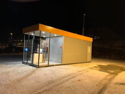 OPPGRADERT: Det oppgraderte anlegget til Ess Partner på Kleiva i Fauske.
