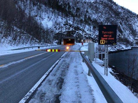 To unge menn omkom da de frontkolliderte med et vogntog i Saksenviktunnelen i Saltdal torsdag morgen.