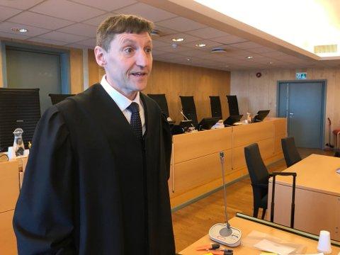Statsadvokat Thor Erik Høiskar.