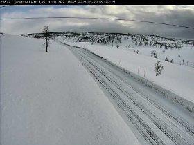 Ljøsenhammarn mellom Saltdal og Misvær.