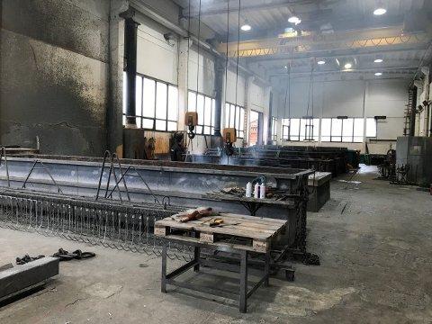 Tilsyn: Fylkesmannen i Nordland fant flere avvik hos bedriften, som blant annet driver med overflatebehandling av stålprodukter i Nordland.