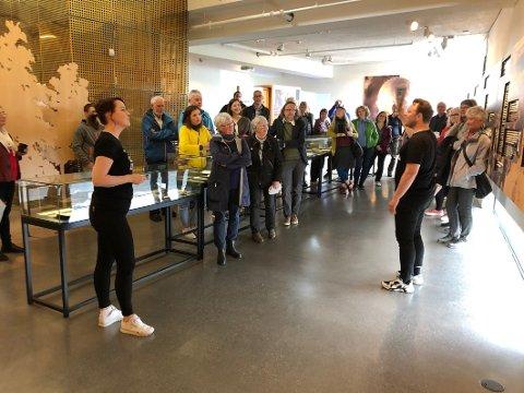 Sult: Starten på sommersesongen bød på premiere på Hamsunsenterets nye formidlingskonsept «Nyanser av Sult».