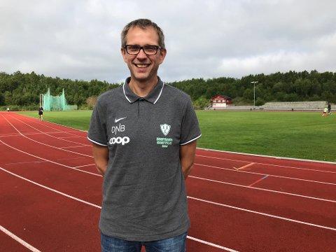 Trond Vegard Seivåg og Innstranda må avlyse Skogsløpet på grunn av for dårlig påmelding.